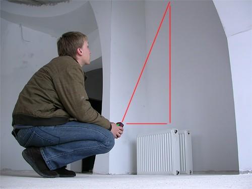 Лазерный дальномер - какой лучше выбрать для стройки своего дома 3