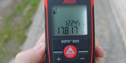 Лазерный дальномер - какой лучше выбрать для стройки своего дома 5