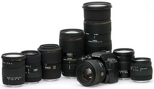 Объективы и фото - видеотехника