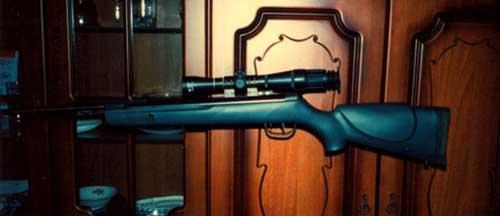 Как делается правильная пристрелка оптического прицела пневматической винтовки 4
