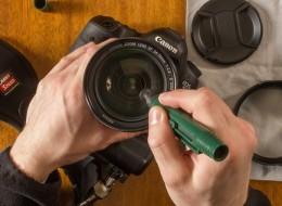 Как правильно чистить объектив фотоаппарата 4