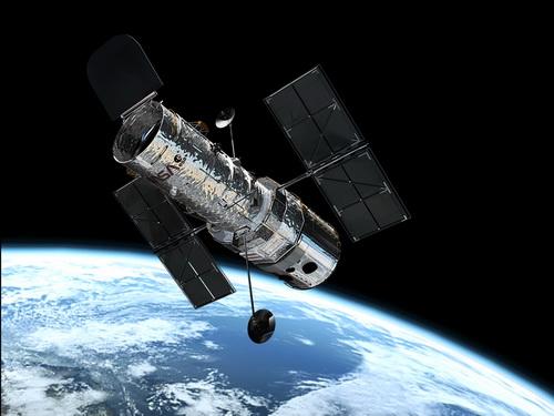 Вот где находится знаменитый телескоп Хаббл 2