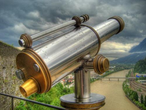 Когда был изобретен телескоп - история телескопа 2