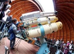 Какие бывают профессиональные телескопы и как они устроены 2