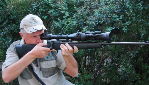 Российские оптические прицелы - виды и варианты для использования на охоте 4