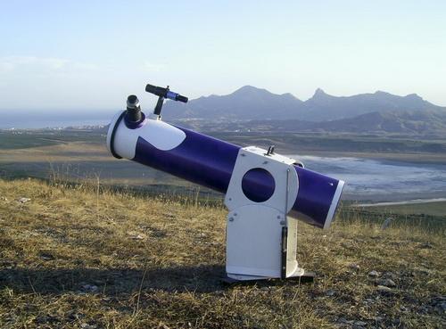 Как сделать самодельный телескоп рефлектор 5