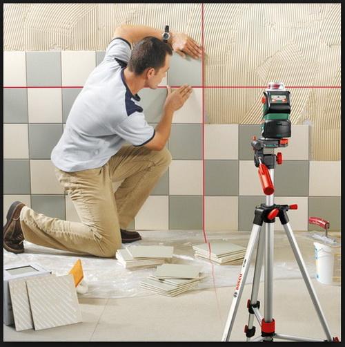 Подбираем штатив для строительного лазерного уровня 3