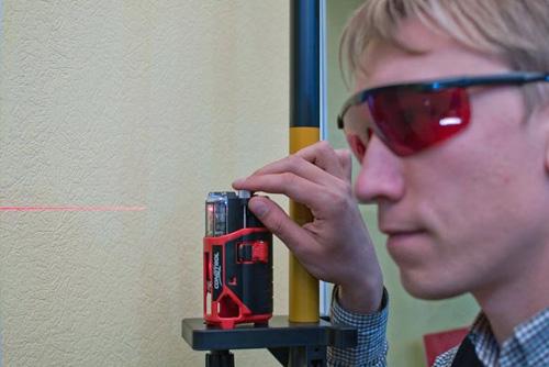 Подбираем штатив для строительного лазерного уровня 5