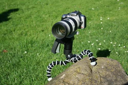 Какой штатив выбрать для зеркального фотоаппарата 2