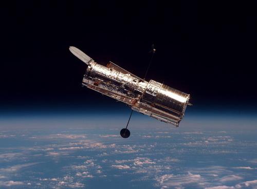 Снимки с телескопа Хаббл высокого разрешения 2