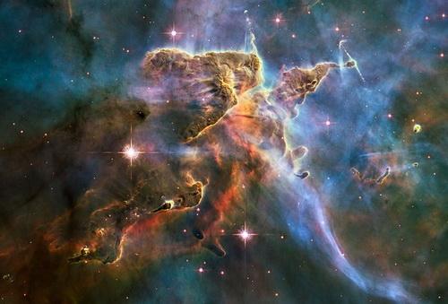 Снимки с телескопа Хаббл высокого разрешения 3