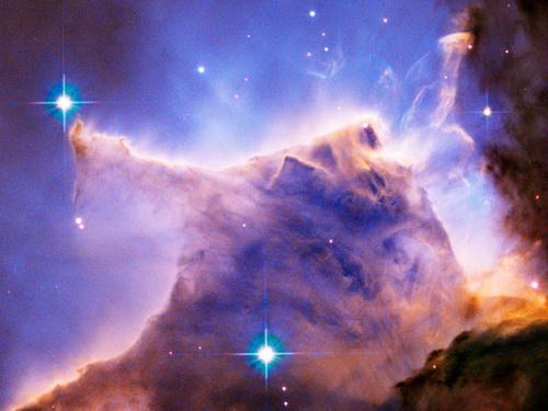 Снимки с телескопа Хаббл высокого разрешения 5