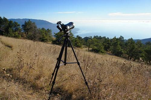 Сколько стоит настоящий телескоп, в который можно наблюдать звездное небо 4