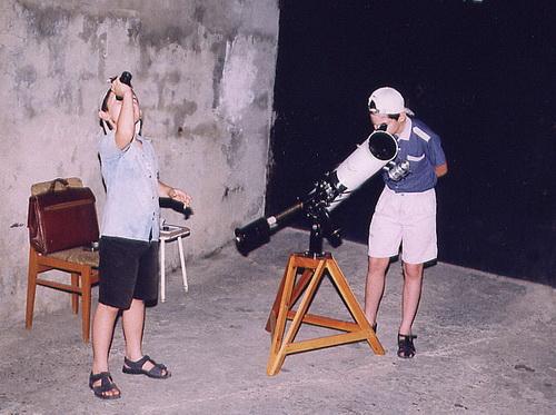 Как выбрать хороший телескоп для любителя 4