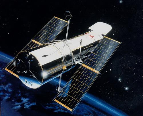 Как телескоп Хаббл делает снимки галактик и планет 2