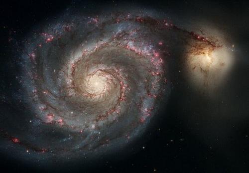 Как телескоп Хаббл делает снимки галактик и планет 4