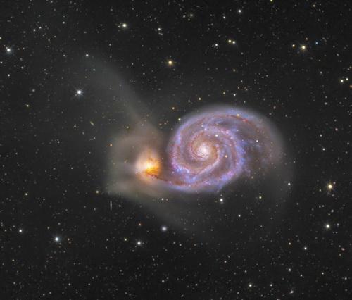 Как телескоп Хаббл делает снимки галактик и планет 5