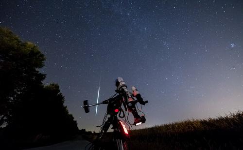 Как фотографировать звезды через телескоп 4