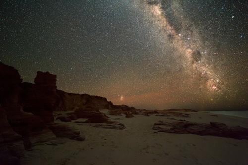 Как фотографировать звезды через телескоп 5