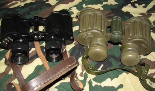 Какие бывают военные бинокли и какие производятся в России 3
