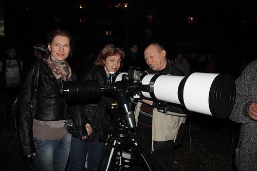Какие бывают профессиональные телескопы и как они устроены 5