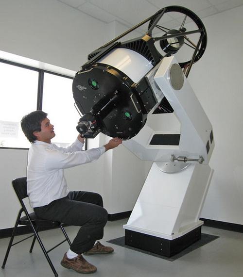 Сколько стоит настоящий телескоп, в который можно наблюдать звездное небо 5
