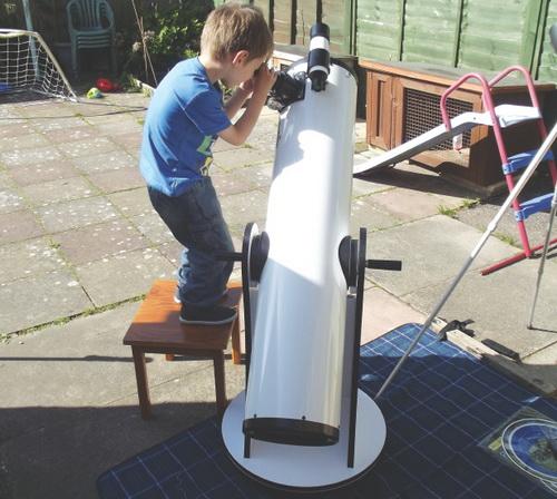 Как выбрать хороший телескоп для любителя 2