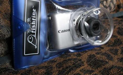 Какой выбрать водонепроницаемый чехол для фотоаппарата 4